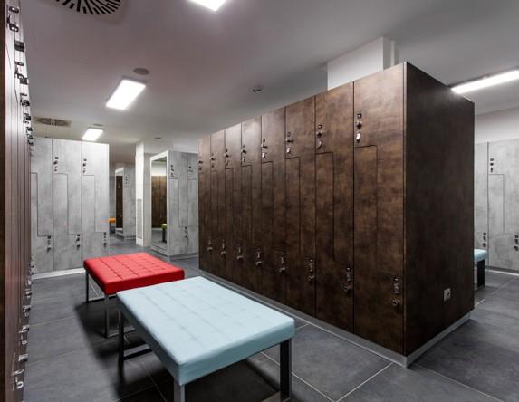мебель для фитнесс клуба