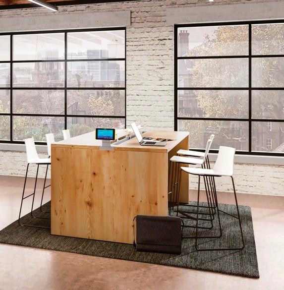 мебель в переговорочной